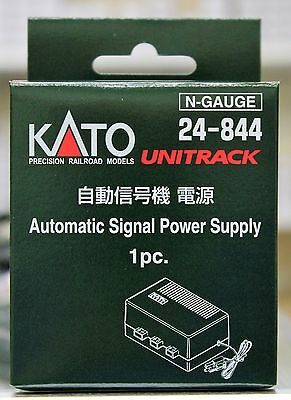 N Scale - KATO UNITRACK 24-844 Automatic Signal Power Supply 1 Piece
