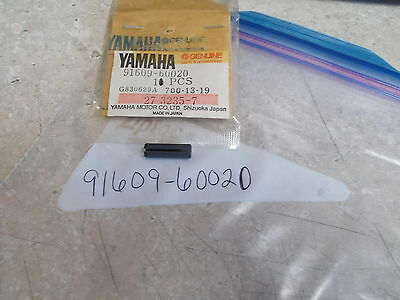 NOS OEM Yamaha Water Pump Spring Pin All Years YP20 YP30 91609-60020