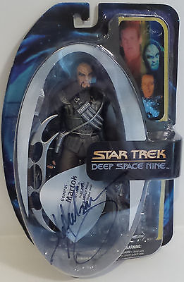 Star Trek : General Martok Action Figure Made For Diamond Select Toys