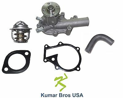 New Kubota Water RTV-X1120DR RTV-X1120DW Water Pump with Return Hose &Thermostat
