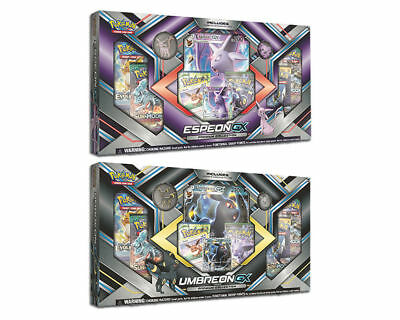 POKÉMON TCG GX Premium Collection Espeon/Umbreon