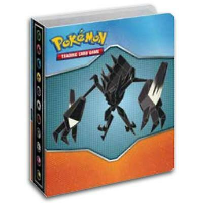 POKEMON TCG Sun & Moon Burning Shadows Collector's Album includes 1 booster pack
