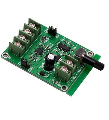 Brushless Driver Board Controller For Hard Drive Motor 3/4 Wire DC 9V-12V