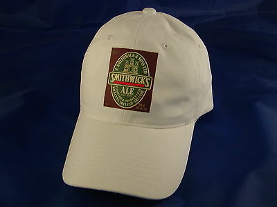Smithwick's Ale Beer Label Ball Cap