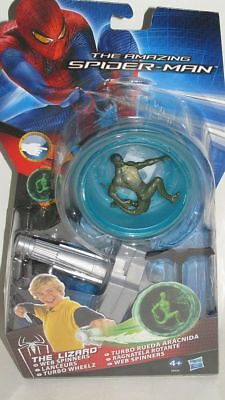 Hasbro 25233  The Amazing Spider Man The Lizard Turbo Wheels - Web Spinners NEU