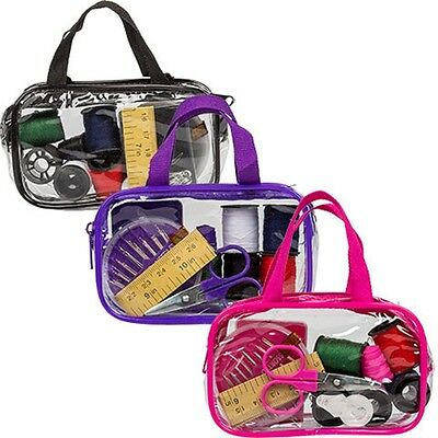 Travel Sewing Kit with Carrying Case - Free Shipping!