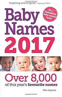 Baby Names 2017 (Paperback)