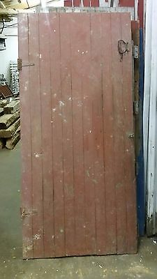 Vintage Cellar Barn Wood Door