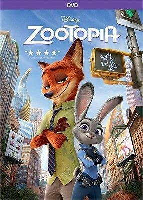 Zootopia [New DVD] Ac-3/Dolby Digital, Dolby, Dubbed, Subtitled, Widescreen