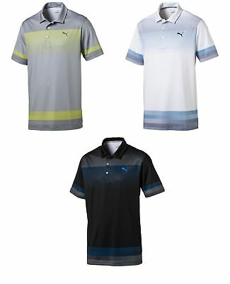 Puma Untucked Polo Mens Golf Shirt 573272 - New 2017- Pick Size And Color!