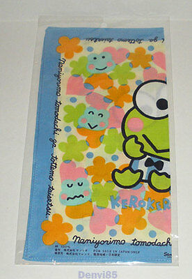 VINTAGE! 1997 Sanrio KEROPPI Handkerchief from JAPAN! NEW!