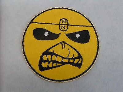 Iron Maiden Embroidered Patch IRON/SEW ON USA SELLER FAST DELIVERY