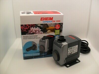 Eheim Compact auf Pumps Aquarium Water Flow Pumpe 300,600, 1000,2000 3000 5000+