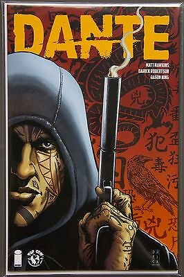 DANTE #1 (2017) One-Shot 1st Printing - Image Comics US - Bagged & Boarded