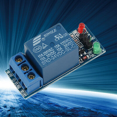 1 Way Relay Module 24V Low Level Trigger Relay Expansion Board All The Way ##