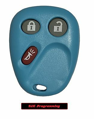 LiBlue Replacement Keyless Entry Remote Key Fob Transmitter Clicker Alarm LHJ011