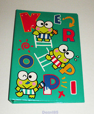 VINTAGE 1994 Sanrio KEROPPI Photo Album!