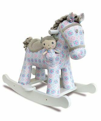 Little Bird Told Me Rosie and Mae Rocking Horse