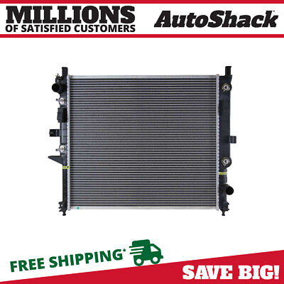 Radiator for 1998-2003 Mercedes-Benz ML320 2002-2005 ML500 1999 2000 2001 ML430