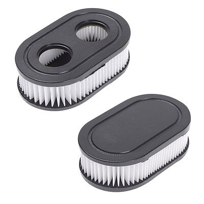 1X Lawn Mower Air Filter Kit For Briggs & Stratton 798452 4247 5432 5432K 593260