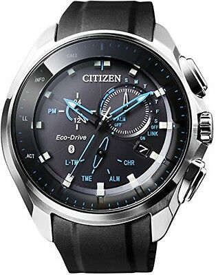 CITIZEN watch Eco Drive Bluetooth BZ1020-22E Men from japan F/S