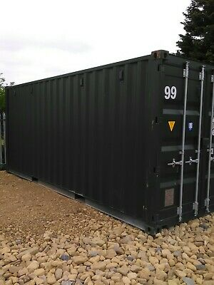 20ft  X 8ft NEW SHIPPING  CONTAINER. (Lincs)