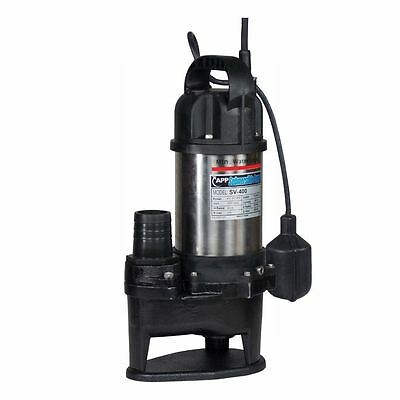 "2"" SV-400A Auto Trash Pump 230V"