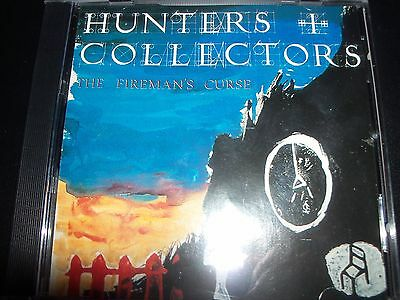 Hunters & Collectors (Mark Seymour) The Fireman's Curse CD - Like New