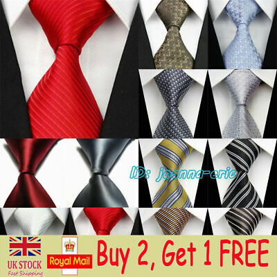 Mens Wedding Silk Ties Groom Jacquard Woven Slim Neckties Skinny Tie Necktie Men