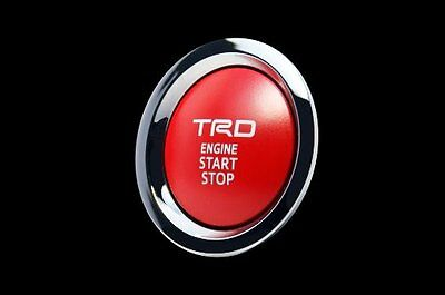 TRD Push Start Switch For 86 (ZN6) MS422-00003