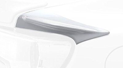 TRD Color Front Fender Aero Fin Ice Silver Metalic G1U For 86 ZN6 MS345-18002-B2