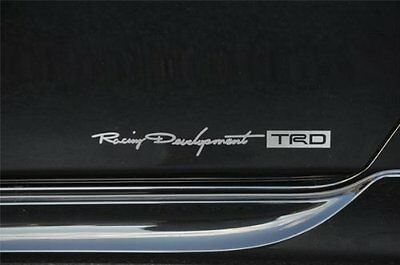 TRD E- type Sticker (Large) Silver For 86 (ZN6) 08231-SP171