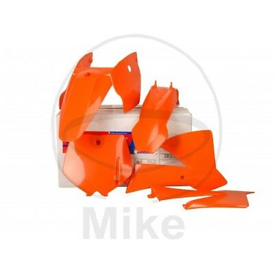 Plastiksatz KTM SX 65 - Bj. 2002-2008 orange