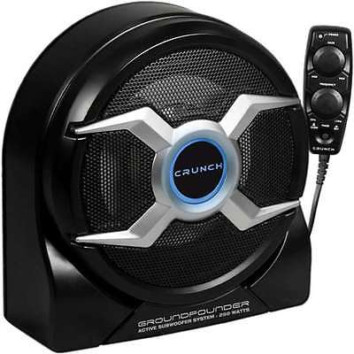 Crunch GP508 20cm ACTIVE SUBWOOFER SYSTEM