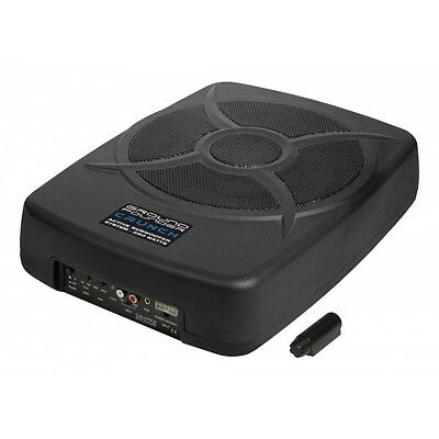 Crunch GP810 25cm ACTIVE SUBWOOFER SYSTEM