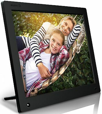 Original Nixplay 15 Inch WiFi Cloud Digital Photo Frame screen iPhone Android...