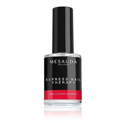 Mesauda Express Nail Therapy Smalto Curativo Super Indurente Unghie Nails 14Ml