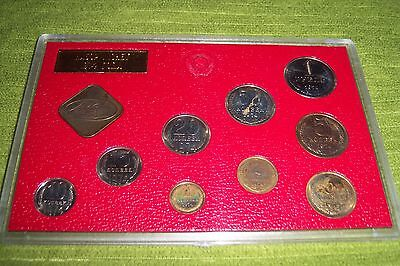 Set Of Coins Of The USSR 1974 (LENINGRAD MINT)  priced to sell