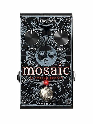 DigiTech Mosaic Polyphonic 12-String Guitar Effects Pedal