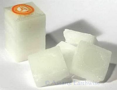 2 x CAMPHOR BLOCKS 53.2g - 8 TABLET PIECES Wicca Witch Pagan Goth Punk Ritual
