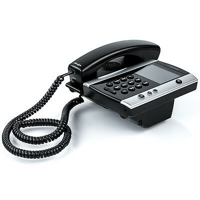 Polycom VVX 500 Color Touchscreen IP Phone 2200-44500-001 No Stand