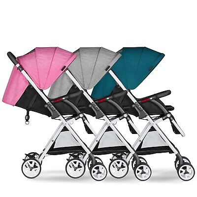 New Besrey Baby Pushchair Stroller Pram Jogger Buggy From 0-36 Month +Rain Cover