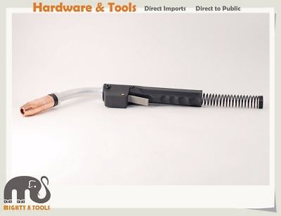 Tregaskiss 405 Type MIG Gas Welding Torch Head with Soft Grip Handle