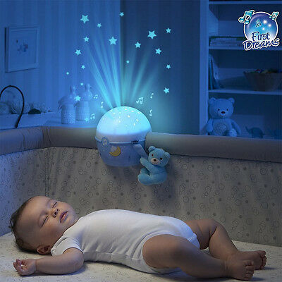 Chicco Next2 Stars Projector in Blue