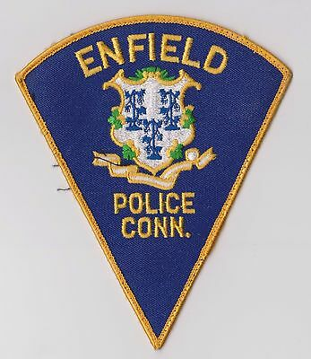 Enfield, CT Police Patch