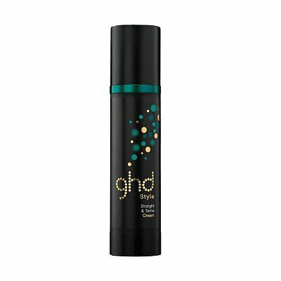 ghd Straight & Tame Cream 120ml for Her, NEW Hair Straightening Cream