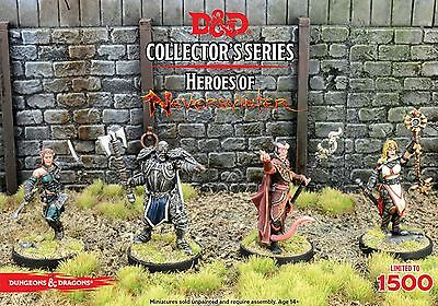 D&D: Heroes Of Neverwinter | Dungeons & Dragons Collector's Series