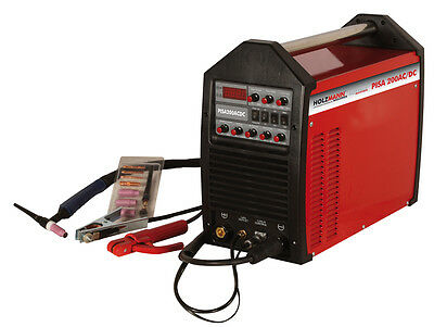 Holzmann Wig TIG PULSE INVERTER WELDING MACHINE Pisa 200 AC/DC