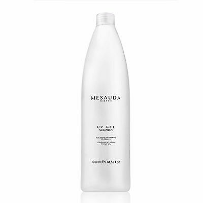 Mesauda Uv Gel Cleanser Sgrassante Sgrassatore Unghie Per Smalto Gel 1000Ml