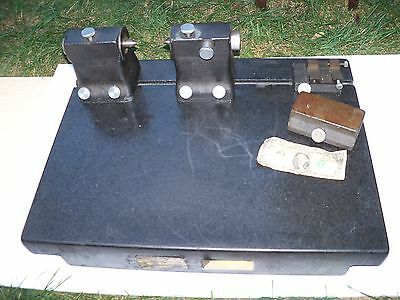 """Parallel Bench Centers USA Granite Surface Plate 24 x 18"""" Grade A .00005"""" Tool"""